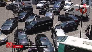 Video Gare du Nord à Paris vs Saint Pancras à Londres, un contrast MP3, 3GP, MP4, WEBM, AVI, FLV November 2017