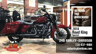 9. 2018 H-D® Road King® Special FLHRXS -