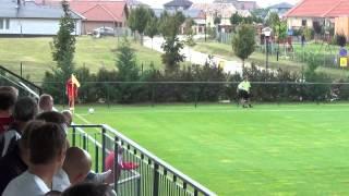 Telki Hungary  City new picture : HUNGARY - SWITZERLAND 0-3, U98, teljes, full TELKI 2012 09