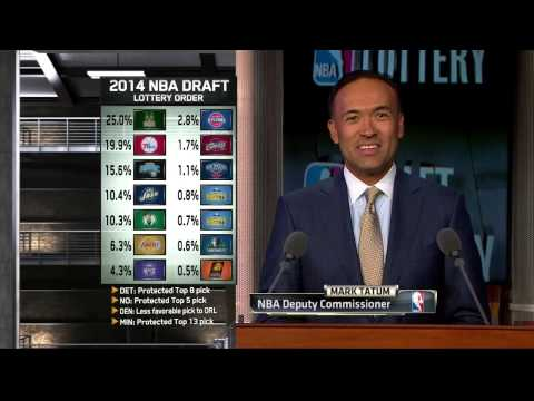 NBA Draft Lottery 2014