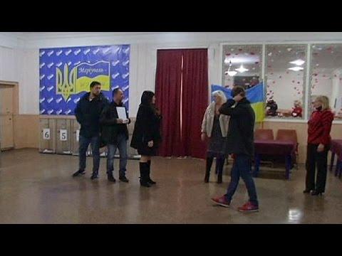 Ουκρανία: Έως το τέλος του χρόνου οι τοπικές εκλογές σε δύο πόλεις στα ανατολικά