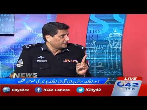 نیوزنائٹ (لاہور میں ٹریفک کے مسائل ) 02جنوری 2017