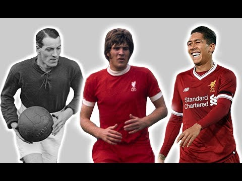 Liverpool's Football Kit History/Evolution | Then And Now