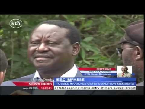 Newsdesk Full Bulletin 30th June 2016 - IEBC Debacle