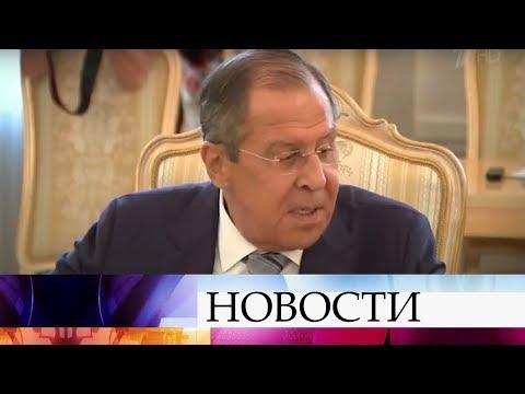 Сергей Лавров призвал мировое сообщество решать проблемы сообща, а не через конъюнктурные подходы. (видео)