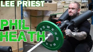LEE PRIEST and the PHIL HEATH Lawsuit