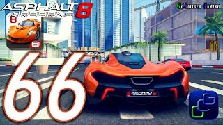 Asphalt 8 Airborne Walkthrough - Part 66 - NEW Update DUBAI Se...