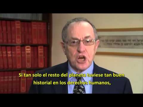 Alan Dershowitz:
