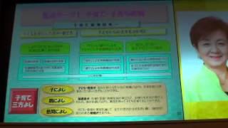 嘉田由紀子講演会 女性へ。いまチャレンジする時 e未来の会設立報告会