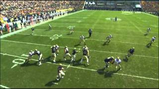 Manti Te'o vs Pittsburgh (2011)