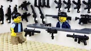 Video Lego SWAT - The Robbery MP3, 3GP, MP4, WEBM, AVI, FLV Maret 2018