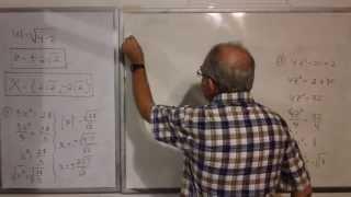 Algebra Intermedia - Lección 33 - A (ecuaciones Cuadráticas Incompletas O Puras)
