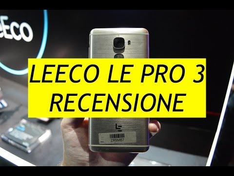 LeEco Le Pro 3 ITA, video Recensione