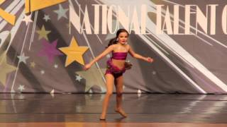 Jazz Solo Starbound Dance Competition Age 12.