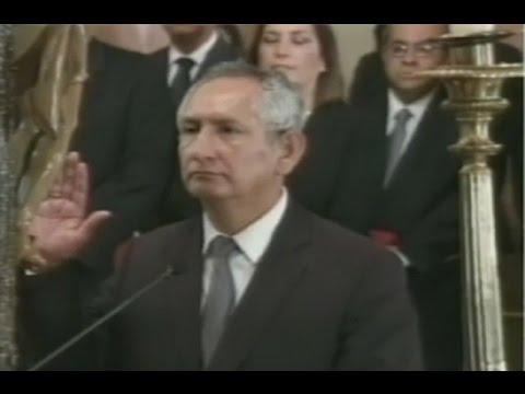 Ollanta Humala aceptó renuncia de René Cornejo y anuncia juramentación