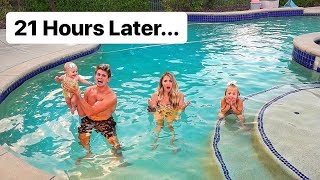 Video Last Family Member To Leave Our Pool Wins $1000 MP3, 3GP, MP4, WEBM, AVI, FLV Agustus 2019