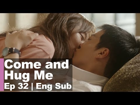 Jang Ki Yong ♥ Jin Ki Joo, A Sweet Kiss ♥♥ [Come and Hug Me Ep32]