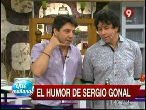 El chiste de gallegos de Sergio Gonal