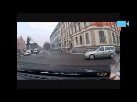 opožděná řidička