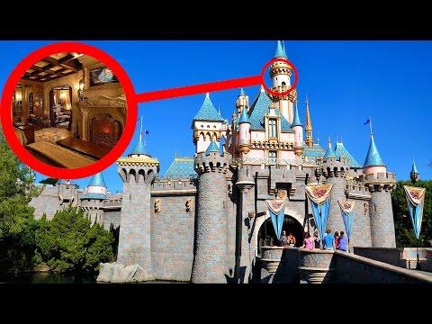 Top 10 INSANE Disneyland S