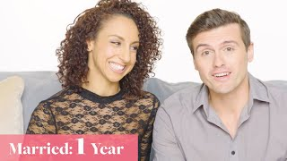 Video Couples Married for 0-65 Years Answer: How'd You Ask Out Your Partner? | Brides MP3, 3GP, MP4, WEBM, AVI, FLV Januari 2019