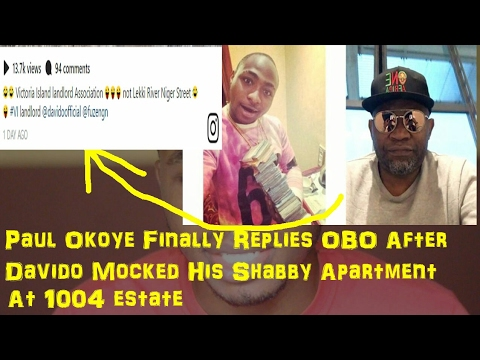 Paul Okoye Replies Davido's Mockery - 'Who Has 30 billion In Account Now'?