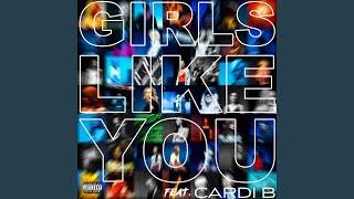 Video Girls Like You MP3, 3GP, MP4, WEBM, AVI, FLV Juni 2018