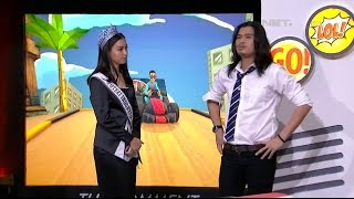 Video Si Virzha Salah Tingkah Dimarahin Karina Nadila (4/4) MP3, 3GP, MP4, WEBM, AVI, FLV November 2018
