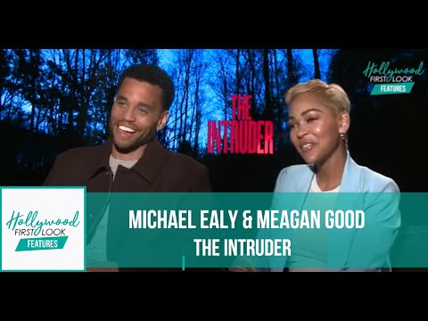 THE INTRUDER (2019) | MICHAEL EALY & MEAGAN GOOD with RICK HONG