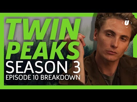 Twin Peaks Season 3 Episode 10 Breakdown - Laura is the One