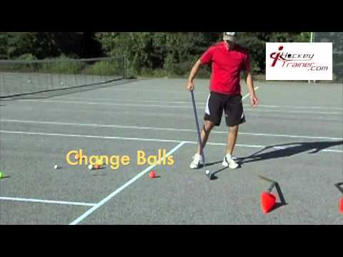 Hockey Training – Stick Handling from NHL Pros – Best Drills & Online Exercises