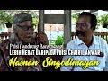 foto Puisi Gandrung Banyuwangi Lebih Hebat dari Puisi Chairil Anwar - Hasnan Singodimayan