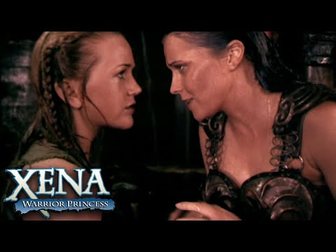 They're Trapped In a Ship! | Xena: Warrior Princess