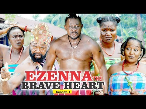 EZINNA THE BRAVE HEART 2 - 2018 LATEST NIGERIAN NOLLYWOOD MOVIES    TRENDING NOLLYWOOD MOVIES