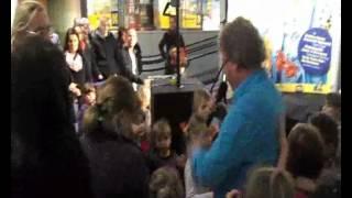 Volker Rosin Live Im City Carre Magdeburg Mit Pippi Langstrumpf
