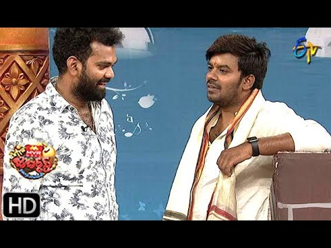 Sudigaali Sudheer Performance | Extra Jabardasth | 19th April 2019    | ETV Telugu