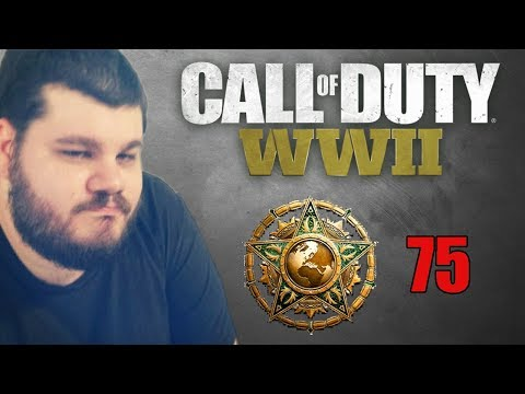 CALL OF DUTY WORLD WAR II   MASTER PRESTIGE NIVEL 75 TOP 15