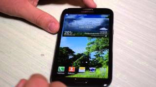 Video: Samsung Galaxy Note 2 Android 4.4.2 Kit  ...