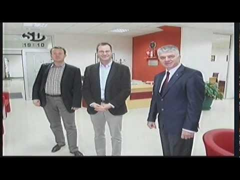 Visoka delegacija iz Svajcarske u poseti Regionalnom centru u Smederevu - Prilog TV SD