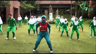 Senam Kesegaran Jasmani (SKJ 2012) - LKC Dompet Dhuafa