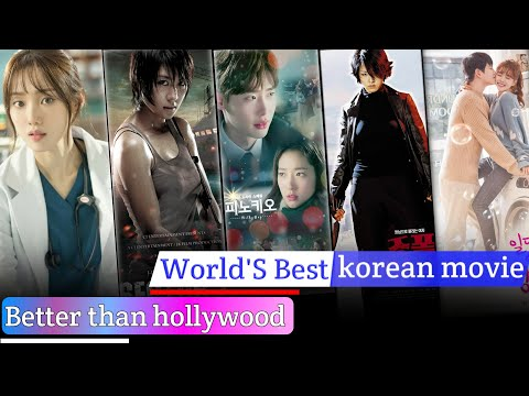 Top  World'S Best Korean movie in hindi netflix, amozon prime better than Hollywood must watch..