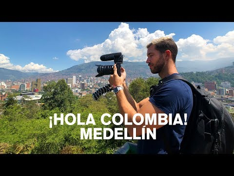 HEMOS LLEGADO A COLOMBIA  MEDELLÍN (ft. Juanes Velez)