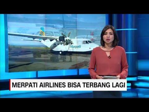 Sah! Merpati Airlines Kembali Bisa Terbang Lagi