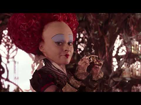 Racie in The Castle - Alice Through the Looking Glass (2016) EXTRAS Bonus Features Deleted Scene