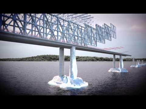 Как россияне представляют будущий мост через Керченский пролив - Центр транспортных стратегий