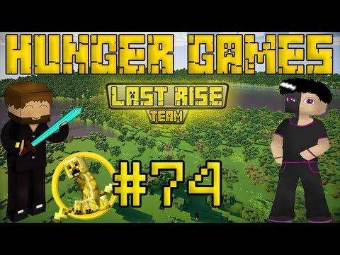 Minecraft Голодные Игры / Hunger Games 74 - Три крестоносца [LastRise]
