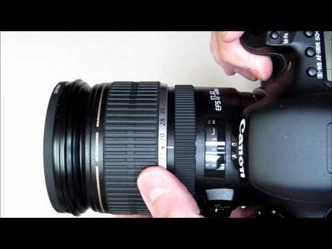 17 55mm - I wanted to let you know what I think of this lens after using it for a few months.It's not built as well as