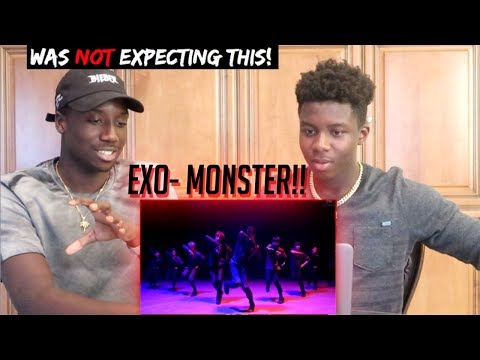 VLOGGERS REACT TO EXO 'Monster' MV