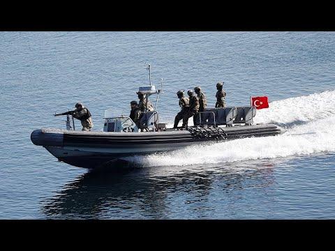 Μήνυμα Ακάρ προς Ελλάδα και Κύπρο μέσω 'Γαλάζιας Πατρίδας'…