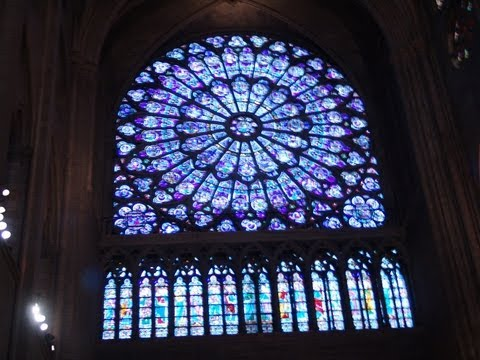 Inside the Notre Dame Cathedral in pictures - Paris France